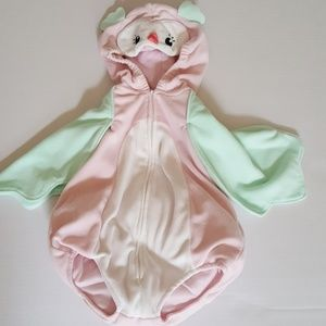 5 for $25 Carters Fleece Owl Costume 18 months